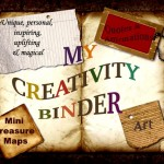 Creativity Binder: How to create your own visual sanctuary