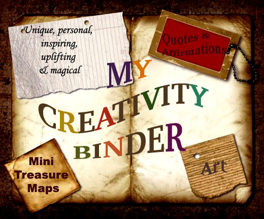 creativity binder how to create your own visual sanctuary