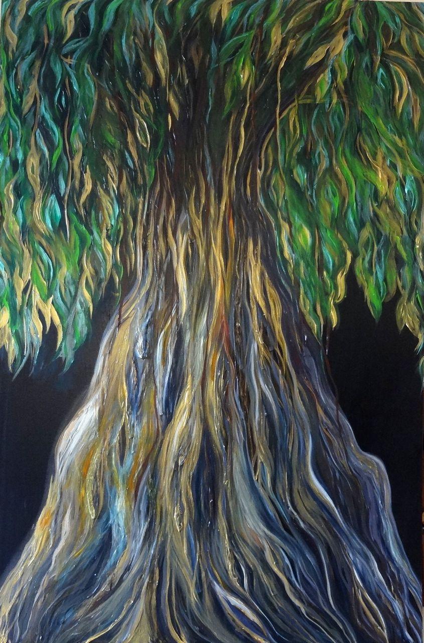 Magic Tree Painting