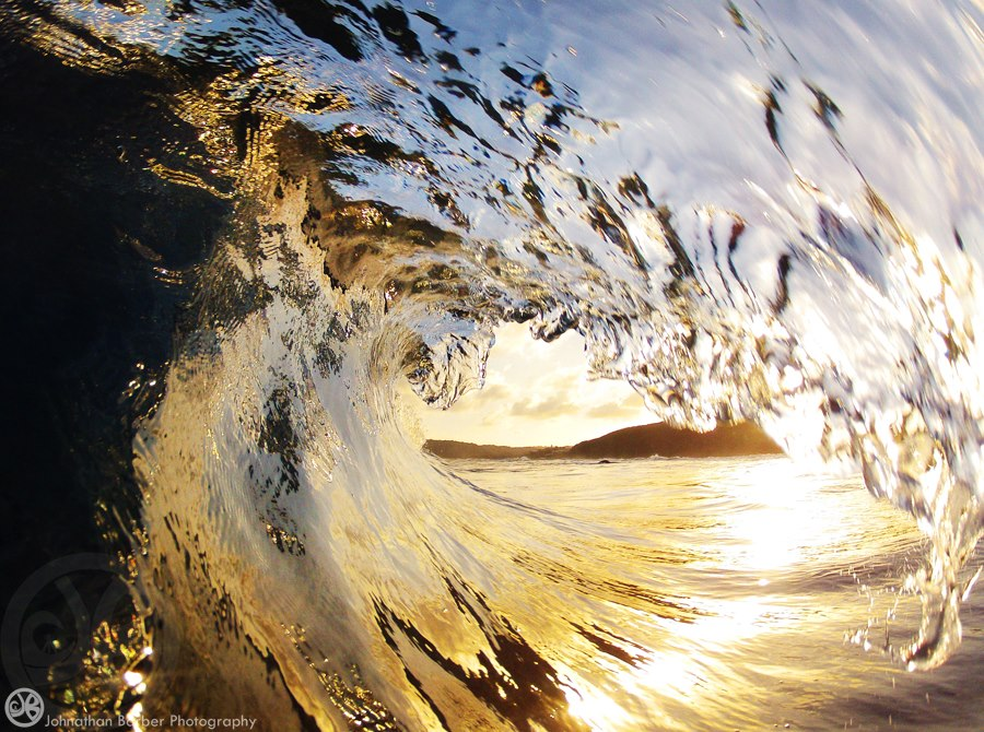 Golden Wave