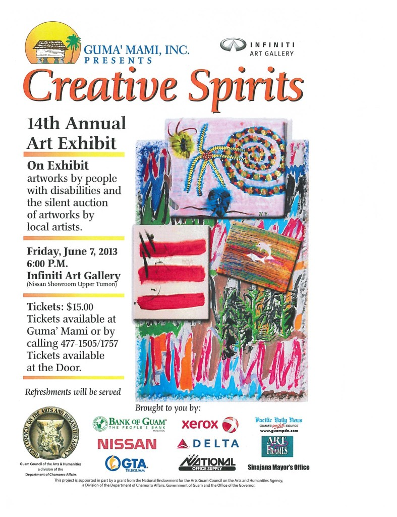 Creative Spirits Art Exhibit