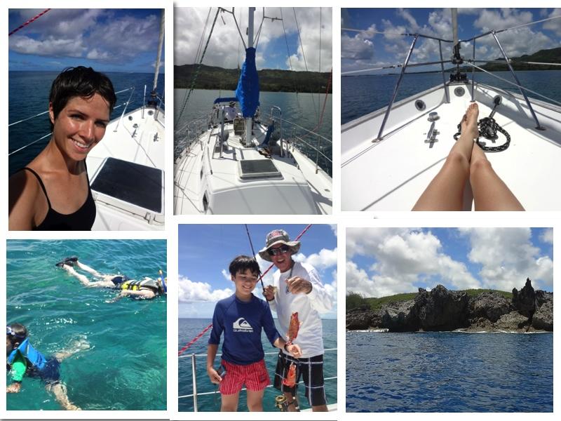 Sailing Collage