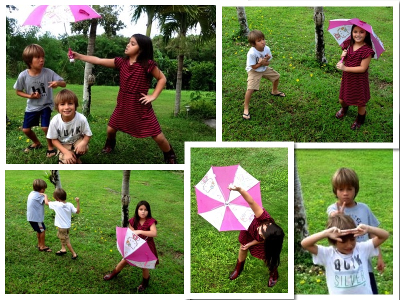 Rainy Kids