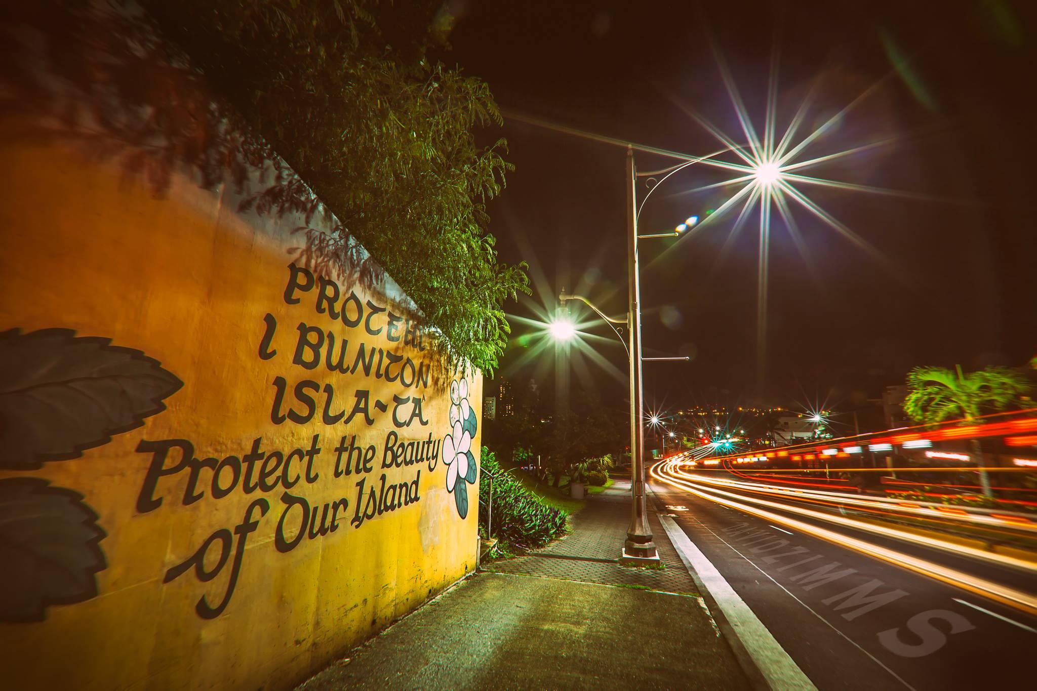 David Zimms Guam Photo