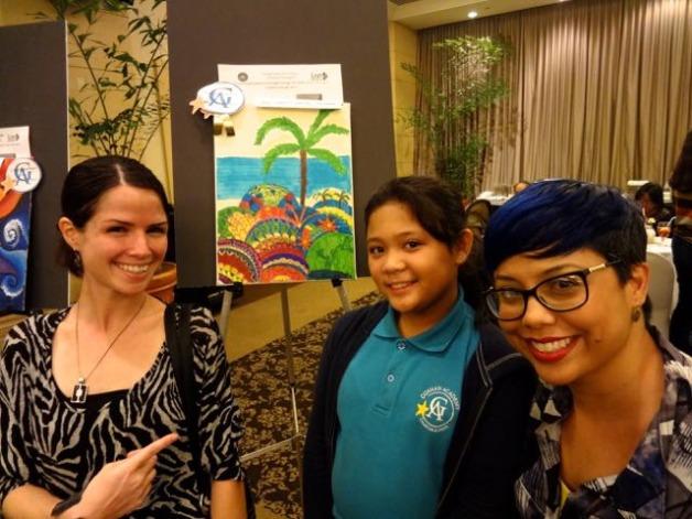 Guam Charter Schools Week Young Picasso- Mentorship