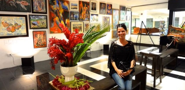 Tumon Sands Art Gallery Now Open Showcasing Guam Artists