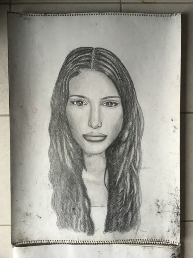 Portrait Sketch 1
