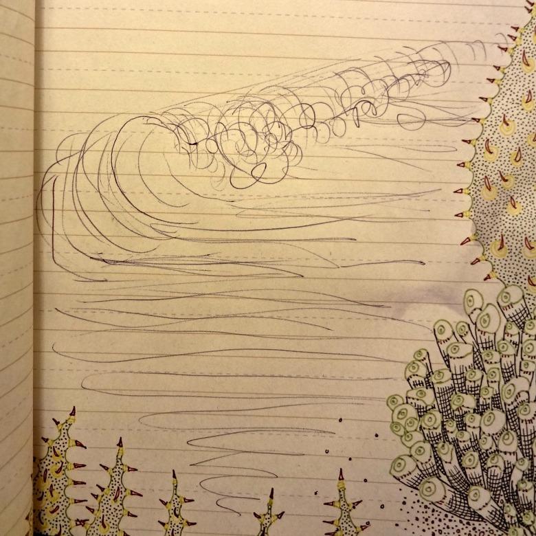 Simplest Wave Doodle 1