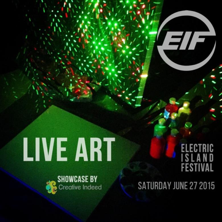 2015 Electric Island Festival (EIF)