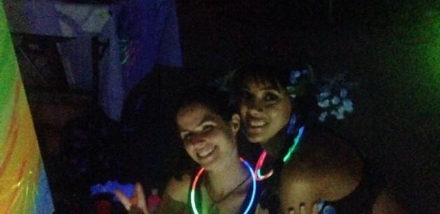 2015 Electric Island Festival: A night of music, art, lights, dancing & people!