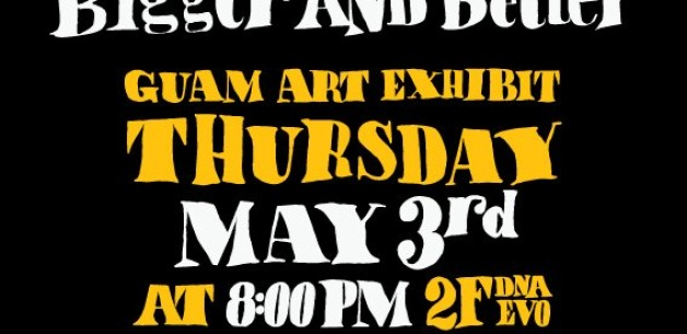 GAX- Guam Art Exhibit 2012 [photos added]