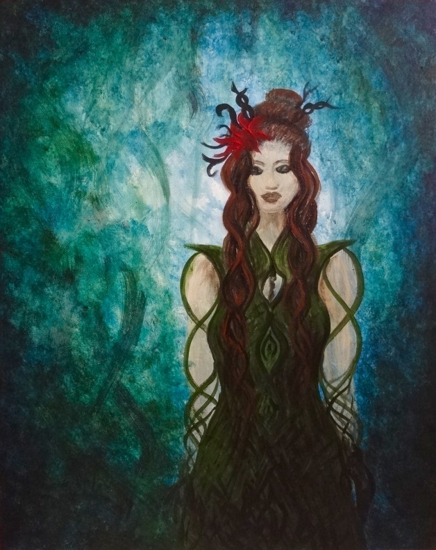 Infinity Goddess
