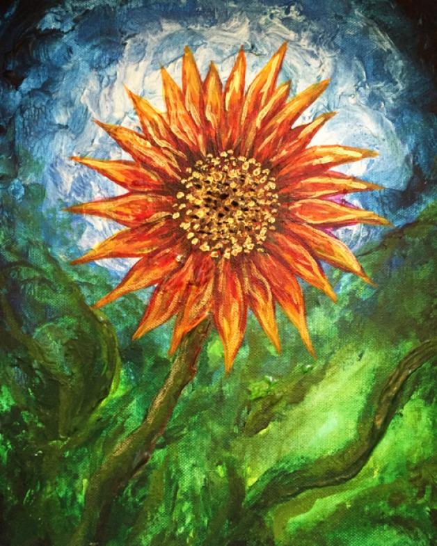 Sunflower Joy Commission