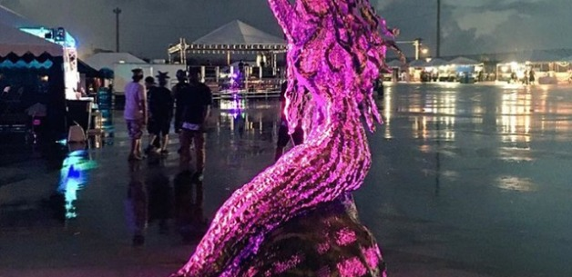 Making of Sirena: Mascot Sculpture for 2016 Electric Island Festival (EIF)