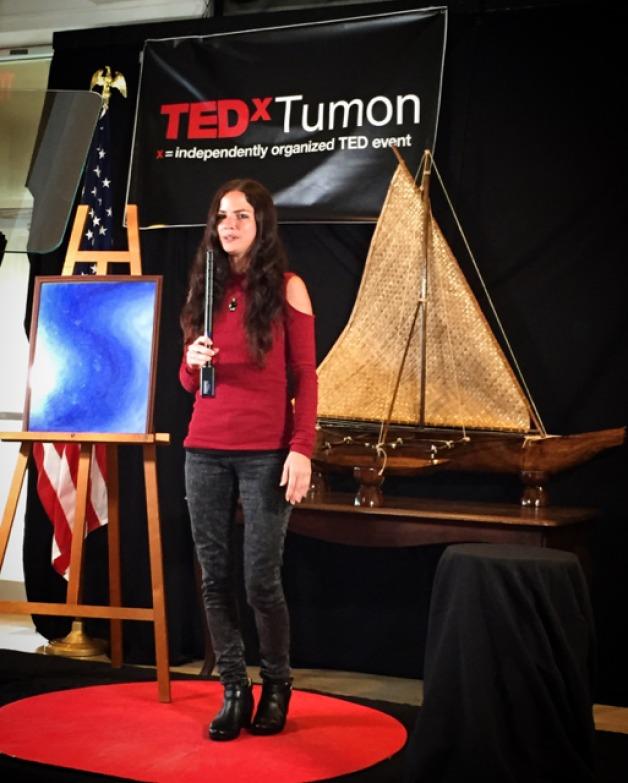 First Live TEDx Guam Women