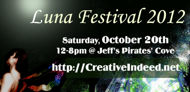 2012 Luna Festival October 20th at Jeff's Pirates' Cove on Guam