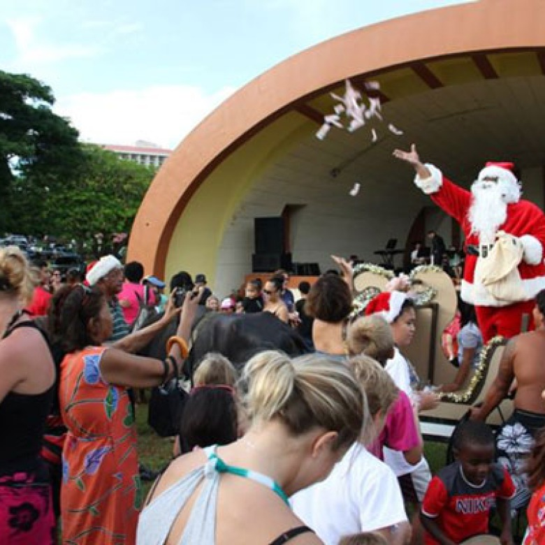 Guam Symphony's Seaside Holiday Concert