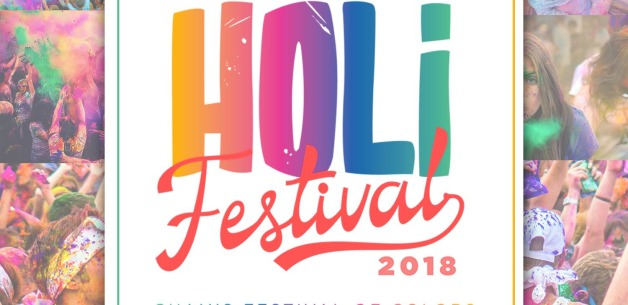 Guam's First HOLI Festival of Colors!