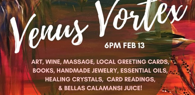 Venus Vortex: An Alternative Celebration to Valentine's Day