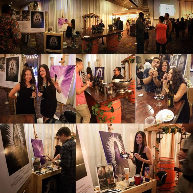Hyatt Wine Fest and Milagro Wine & Art Launch