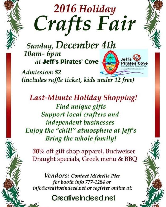 2016 Holiday Crafts Fair