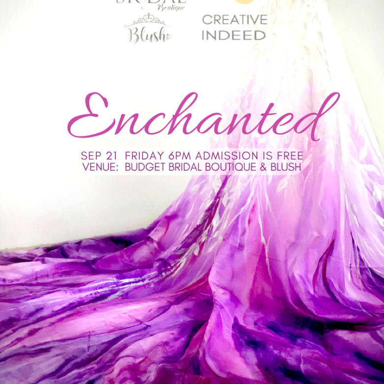 Enchanted Wedding Dress Showcase