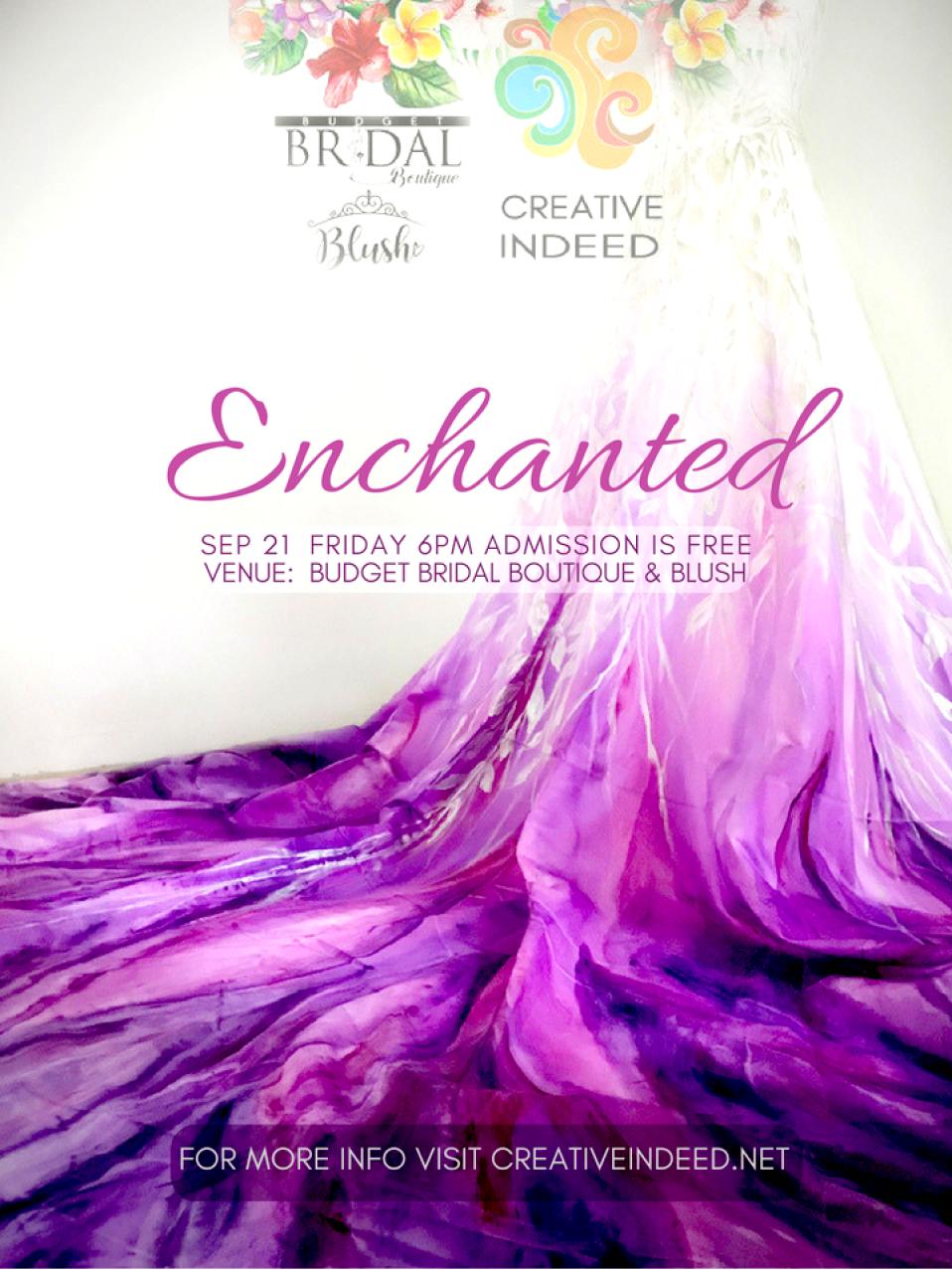 Enchanted Wedding Dress Showcase