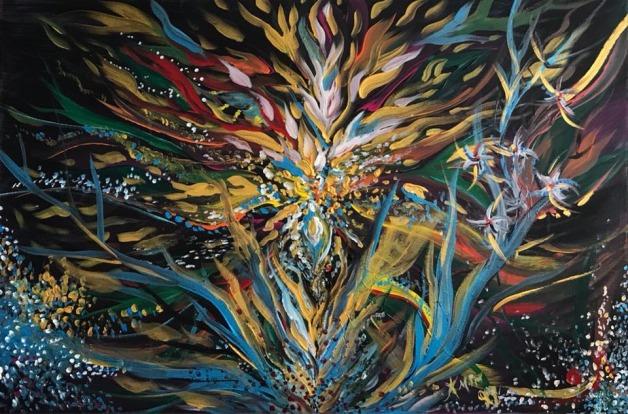 Origin Collaborative Painting