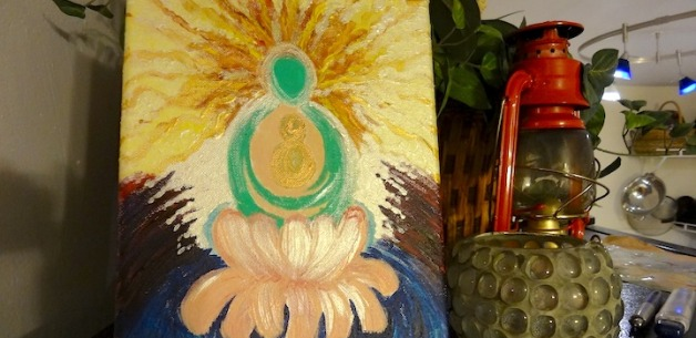 A Magical Mother Blessing & Creative Art Session