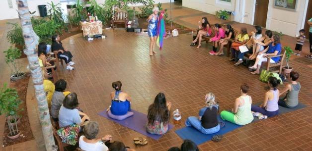 Dinana Famalao'an: A Gathering of Women (New Moon Circle on Guam)