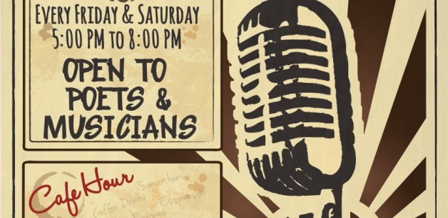 Open Mic at Java Hut for the Creative Poets, Singers, Musicians, Speakers, Comedians on Guam
