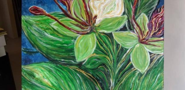 Creative Spotlight: Magic of the Ifit Flower