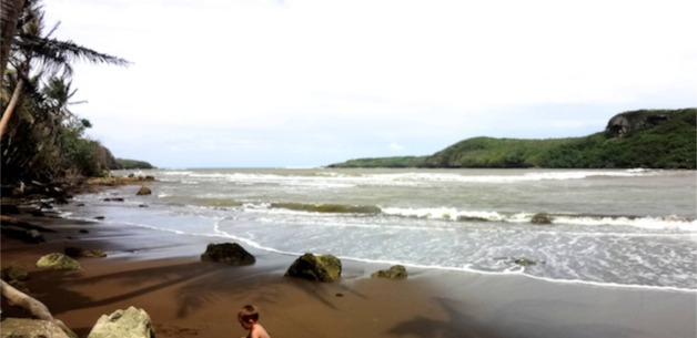 Talofofo Bay Family Beach Day