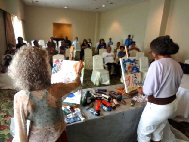 Guam is Good: Cancer Symposium Art Session
