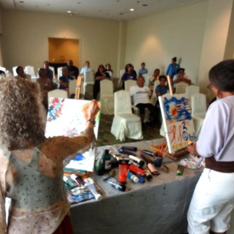 Guam is Good: Cancer Symposium Art Session