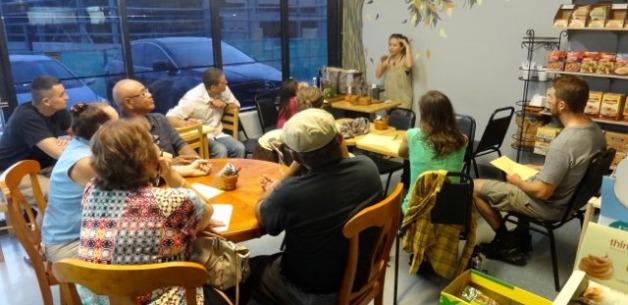 Creative Kombucha Workshop