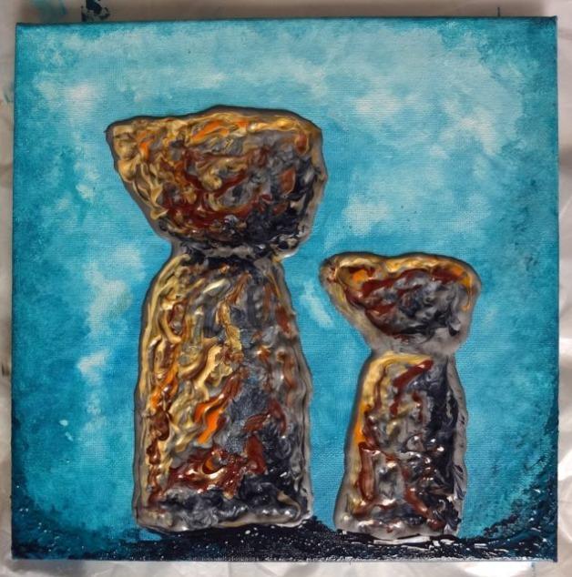 2 Latte Stones
