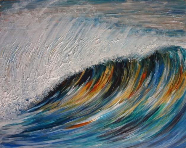 Vibrant Wave 1