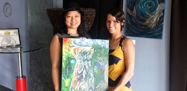 Guma' TASA local Guam coffee shop now open + Featured Artist exhibit