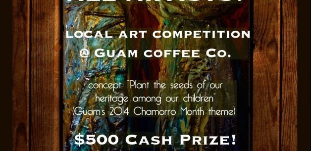 Creative Indeed & Guam Coffee Co. Host Local Art Competition