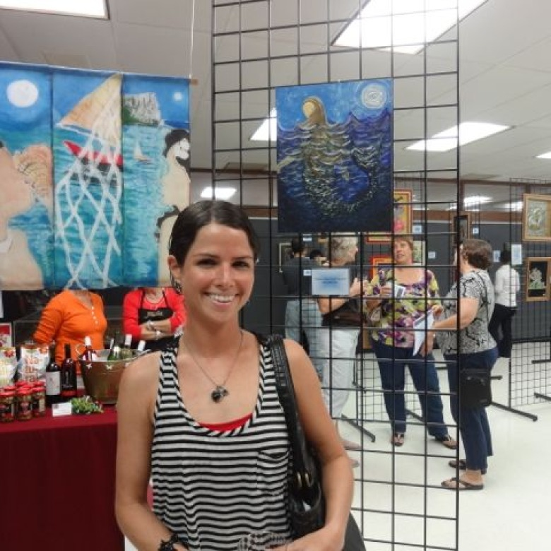 2014 Annual Women's Art Show at CAHA Gallery