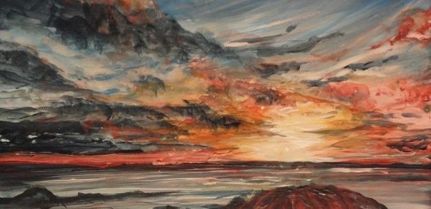 Creative Spotlight: Photo-inspired Paintings