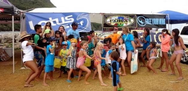 Talofofo Bay Kids' Surf Contest