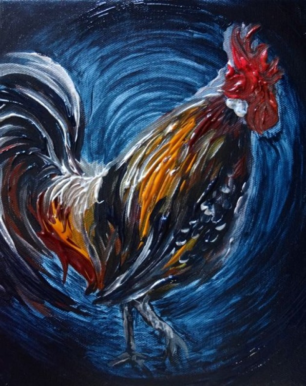 Rooster Giveaway
