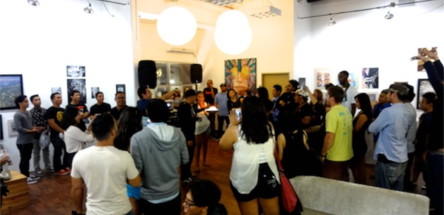 GAX VII ~ Guam Art Exhibit Opening Night & Talent Town Review