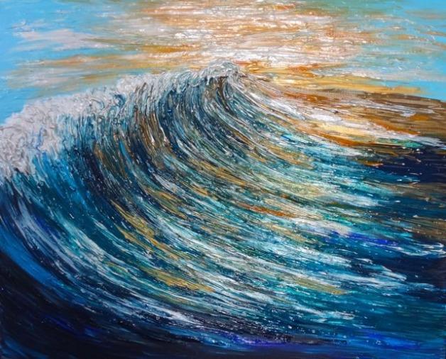 Vibrant Wave