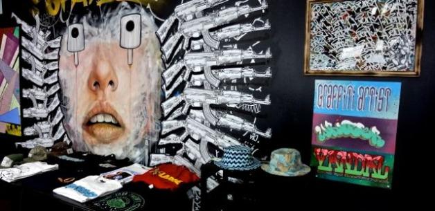 Opake Guam ~ Paint Supplies, Skate Gear & Apparel
