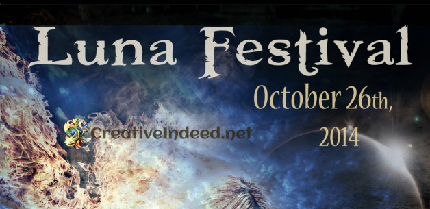2014 Luna Festival is in the Works ~ Save the Date!