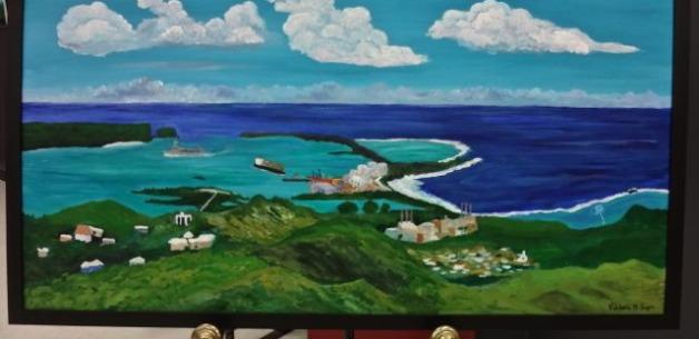Scenes by the Sea~ Art Exhibit Featuring Viktoria Sayrs, Jull Mudd & Laurel Levy