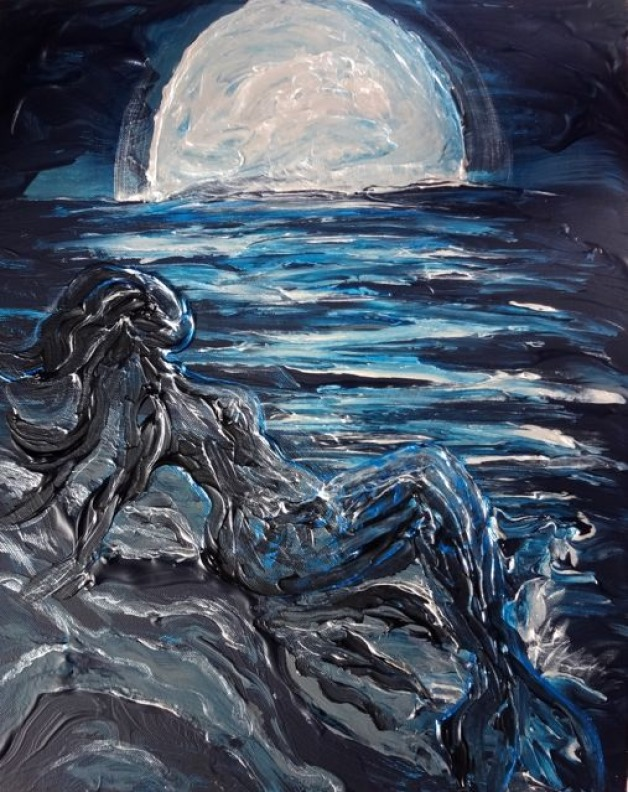 Moonlit Mermaid